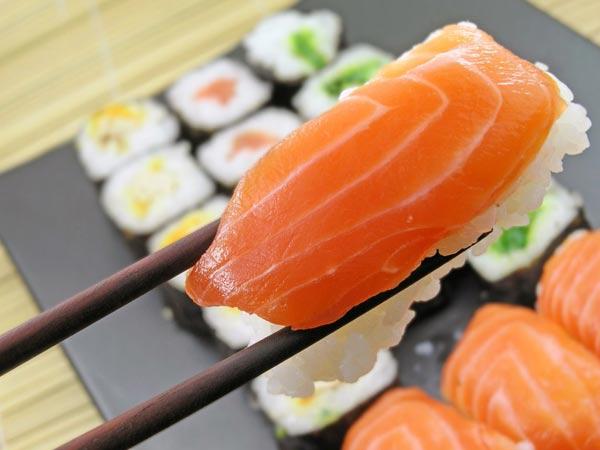 sushi nhat ban Quy tắc chuẩn khi thưởng thức sushi Nhật Bản