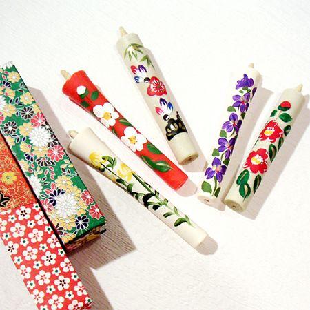 Rousoku nhat ban 5 Rousoku – Vẻ đẹp nến Nhật Bản
