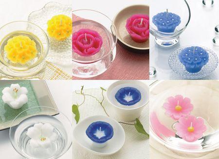 Rousoku nhat ban 9 Rousoku – Vẻ đẹp nến Nhật Bản