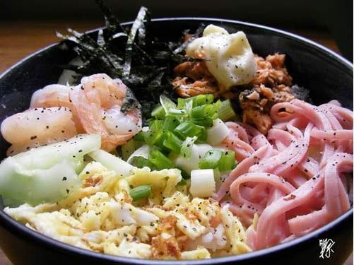 Sushi – tinh hoa ẩm thực Nhật Bản