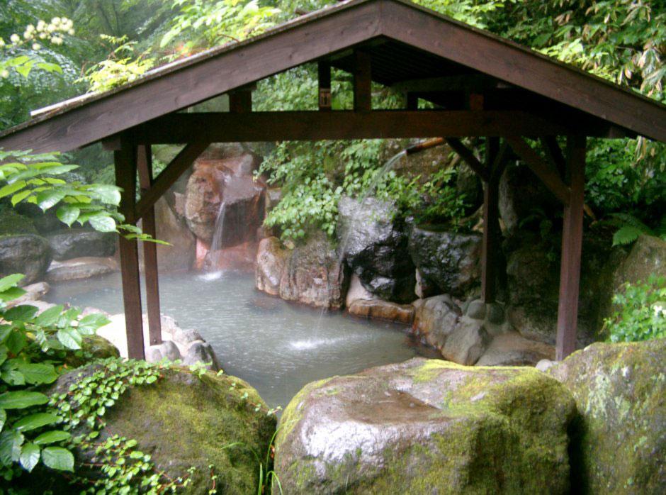 Tắm tiên với Onsen ở Nhật Bản