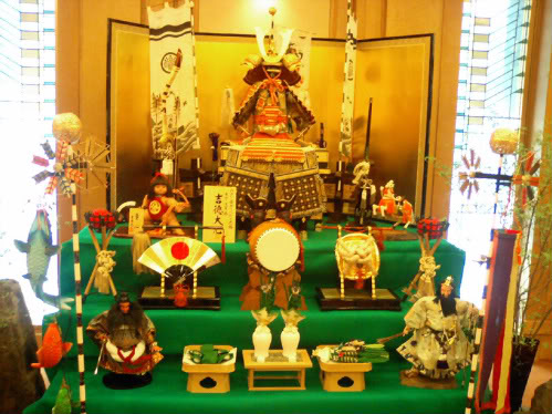 thang 5 nhat ban duhochoasen Tháng 5 của người Nhật