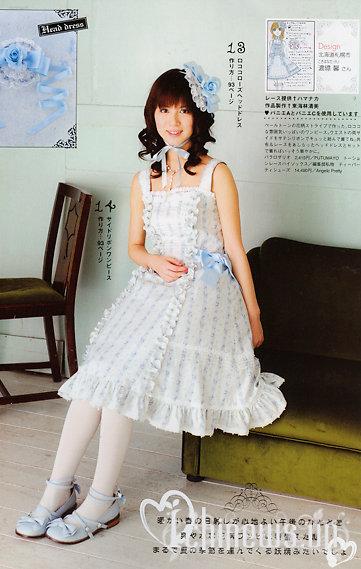 thoi trang Lolita nhat ban Thời trang Lolita ở Nhật Bản