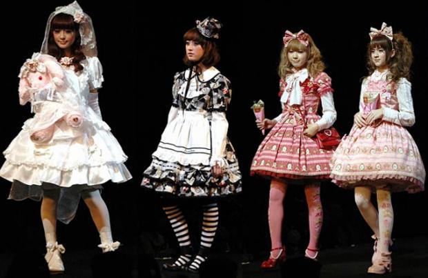 lolita fashion japan Thời trang Lolita ở Nhật Bản