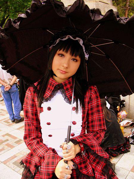 thoi trang Lolita nhatban 1 Thời trang Lolita ở Nhật Bản