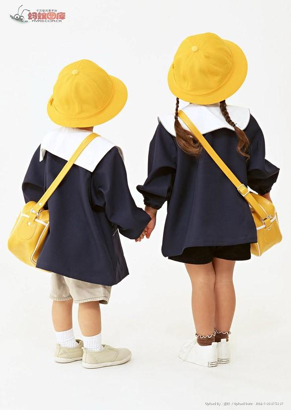 dongphuchocsinh nhatban 07 Thú vị đồng phục học sinh Nhật Bản