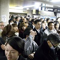 """7 điều ngạc nhiên không bị coi là """"bất lịch sự"""" ở Nhật"""