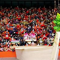 Awashima – Đền tưởng niệm búp bê Nhật Bản