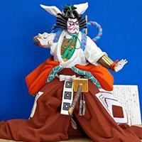 Biểu tượng văn hóa dân gian Ningyo Nhật Bản