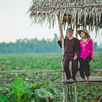 Bộ ảnh cưới đậm chất Việt của cặp đôi người Nhật