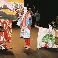 Kịch Kabuki của Nhật Bản