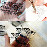 Nghệ thuật cắt giấy