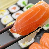 Quy tắc chuẩn khi thưởng thức sushi Nhật Bản