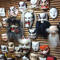 Tìm hiểu về mặt nạ Nhật Bản