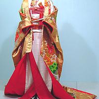 Uchikake Nhật Bản