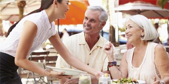 Tiếng Nhật Giao tiếp trong nhà hàng - phần 3 - Một số câu khách thường nói