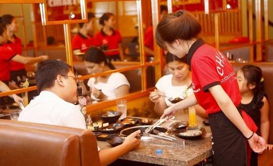 Giao tiếp tiếng Nhật trong nhà hàng