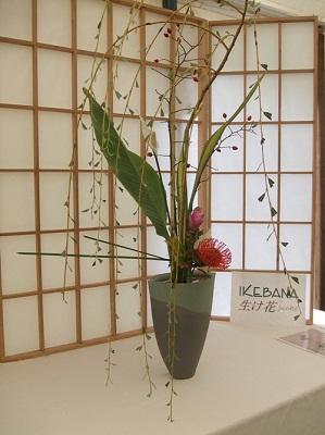 Tìm hiểu nghệ thuật Hoa đạo Nhật Bản