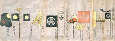 giahuynhatban 1 Tìm hiểu về Gia Huy Nhật Bản   Phần 1