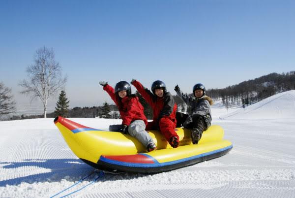 truot tuyet duhochoasen Trò chơi vào mùa đông lạnh giá ở Nhật?