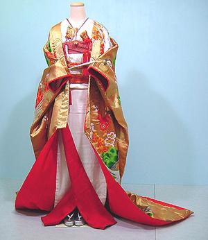 uchikake nhat ban 1 Uchikake Nhật Bản