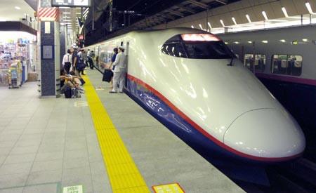 Văn hóa đi tàu điện ở Nhật