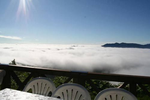 Unkai Terrace nhatban 1 Vẻ đẹp trên đỉnh Unkai Terrace Nhật Bản