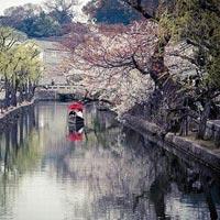 du lich nhat ban Venice Nhật Bản lãng mạn