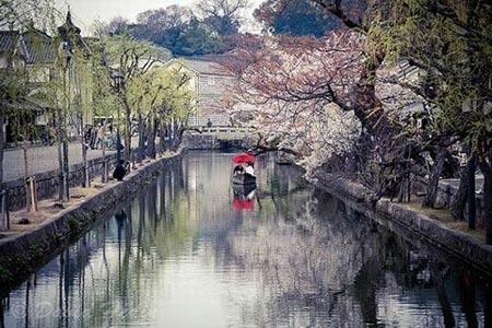 du lich nhat ban 10 duhochoasen Venice Nhật Bản lãng mạn