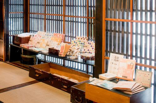 Takezashado 10 cửa hàng quà tặng nổi tiếng nhất Kyoto Nhật Bản