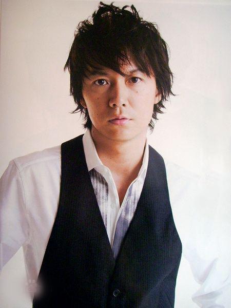 Fukuyama Masaharu1 10 nghệ sĩ nam phái đẹp Nhật muốn ôm nhất