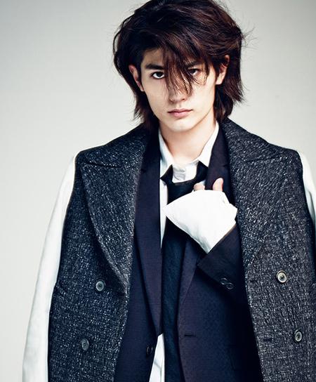 Haruma Miura 10 nghệ sĩ nam phái đẹp Nhật muốn ôm nhất