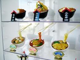 Sampuru 30 món quà lưu niệm phổ biến tại Nhật Bản