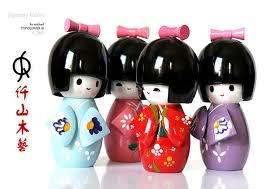 Kokeshi 30 món quà lưu niệm phổ biến tại Nhật Bản