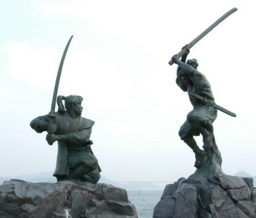Musashi Sasaki Kojiro Bí kíp bất bại của huyền thoại Samurai Nhật Bản