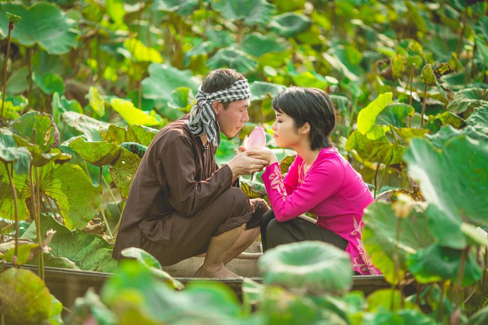 Tuyệt đẹp bộ ảnh cưới của cặp đôi Nhật trên đất nước Việt Nam