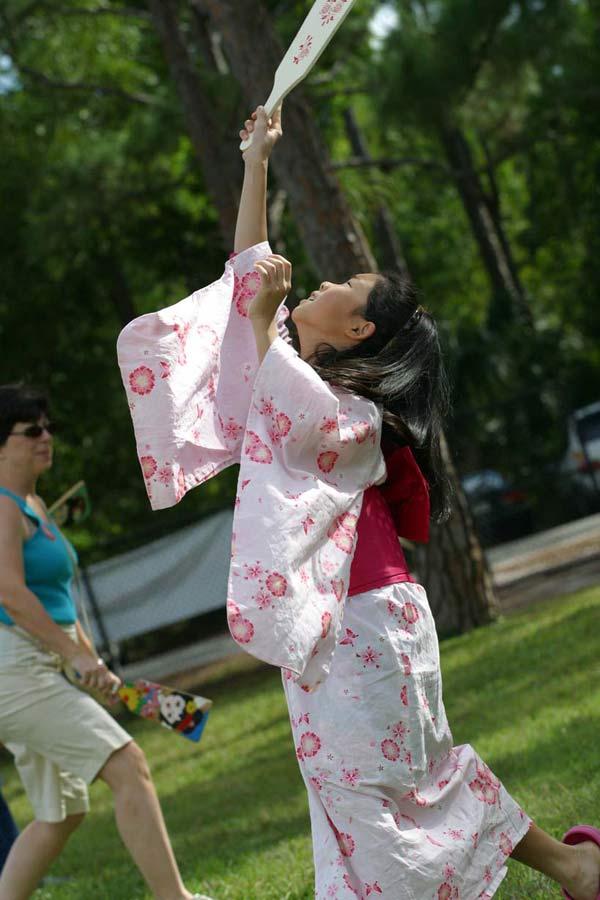 caulong Hanetsuki nhatban 3 Độc đáo cầu lông Hanetsuki Nhật Bản