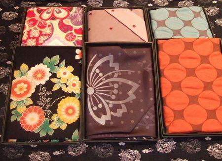 Furoshiki nhatban 3 Furoshiki: Vuông khăn Nhật Bản