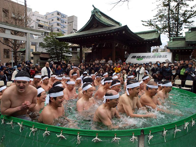 le hoi Somin nhat ban Lễ hội khoả thân nam Somin ở Nhật Bản