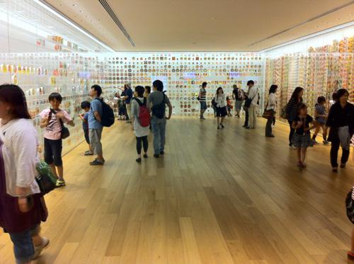 baotangmyanlien Momofuku Ando osaka Những bảo tàng có một không hai ở Nhật Bản