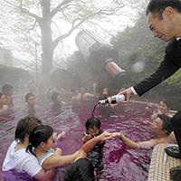 Đa dạng các kiểu tắm ở Nhật