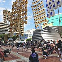 Độc đáo với những lễ hội mùa hè rực rỡ sắc màu tại Nhật Bản