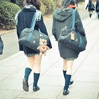 Thú vị đồng phục học sinh Nhật Bản