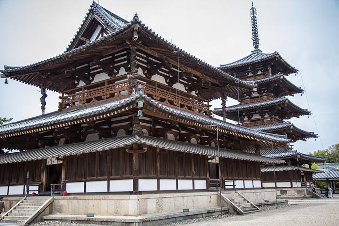 Tìm hiểu về ngôi chùa Pháp Long cổ tự ở Nhật Bản