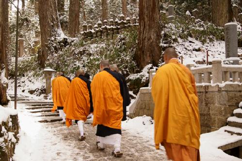 Tôn giáo trong đời sống của người Nhật Bản